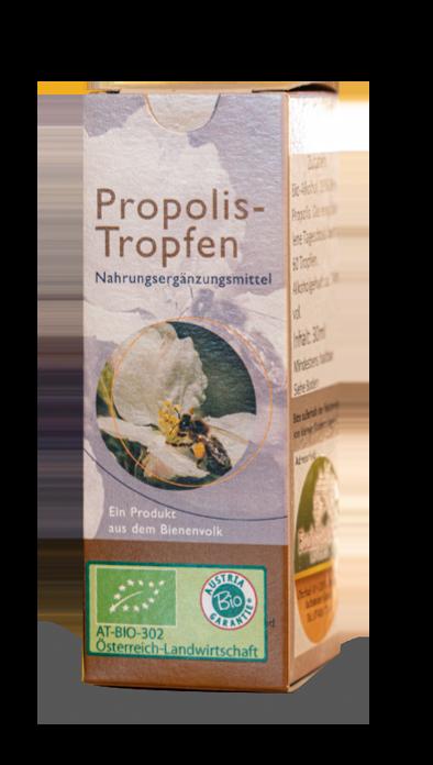 Imkerei Fuchssteiner - Propolis Tropfen